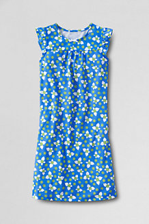 Girls' Flutter Sleeve Nightie