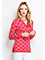 Women's Regular Fine Gauge Double Jacquard Tunic