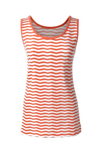 Women's Print Cotton Vest Top