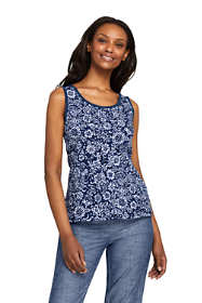 Women's Print Cotton Tank Top