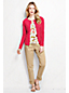Women's Regular Lightweight Slub Cardigan