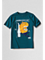 Little Boys' Short Sleeve Graphic Tee