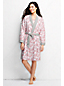 Women's Petite Reversible Jersey Dressing Gown