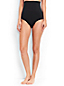 Women's Plus Beach Living Ultra-high Waist Tummy Control Bikini Bottoms