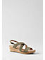 Women's Regular Perri Cork Wedge Sandals