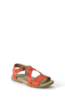 Women's Terrain Perforated Strap Sandals
