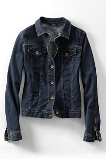 Women's Indigo Denim Jacket