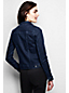 Women's Plus Indigo Denim Jacket