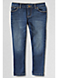 Little Girls' Denim Five-pocket Capris