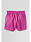 Little Girls' Plain Turn-up Shorts