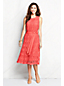 Women's Regular Lace Keyhole Dress
