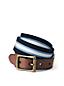 Men's Regular Club Stripe Elastic Belt