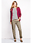 Women's Regular Cotton Cable V-neck Cardigan