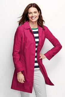 Women's Coastal Rain Coat
