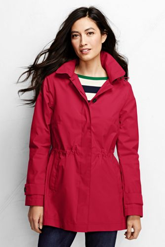 Women's Regular Coastal Rain Parka