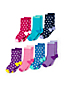 Girls' Days-Of-The-Week Socks