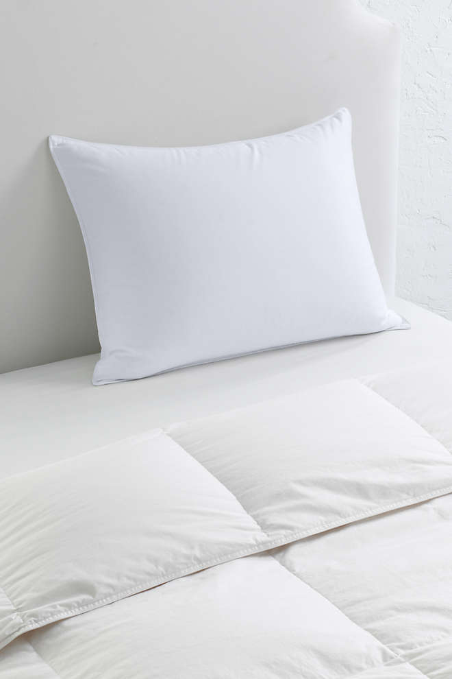 Ultimate Goose Down Pillow - Medium , Front