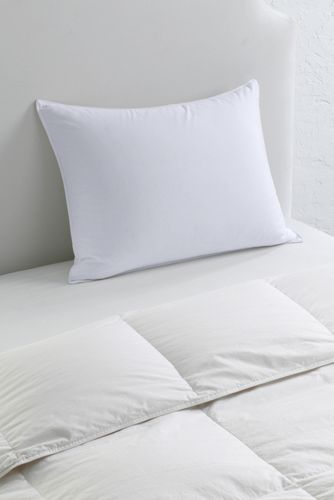Ultimate Goose Down Pillow From Lands End