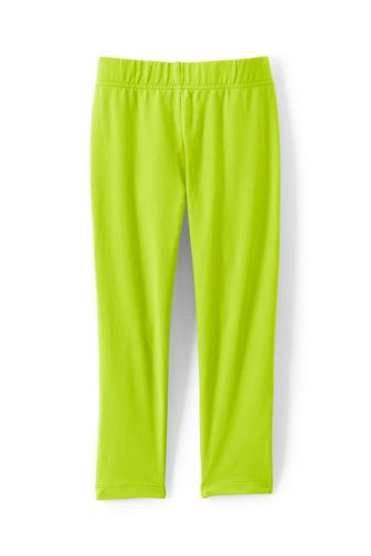 Girls Green Pants & Leggings from Lands' End