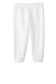 Girls Plus Knit Capri Leggings