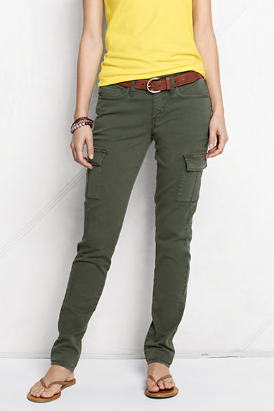 olive cargo pants women - Pi Pants