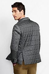 Primaloft Diamond Quilt Jacket 443053: Slate Heather