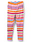 Toddler Girls' Patterned Ankle-length Jersey Leggings