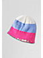 Girls' Reversible Knit Beanie Hat