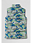 Little Boys' Patterned Insulated Gilet