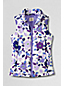 Little Girls' Patterned Insulated Gilet