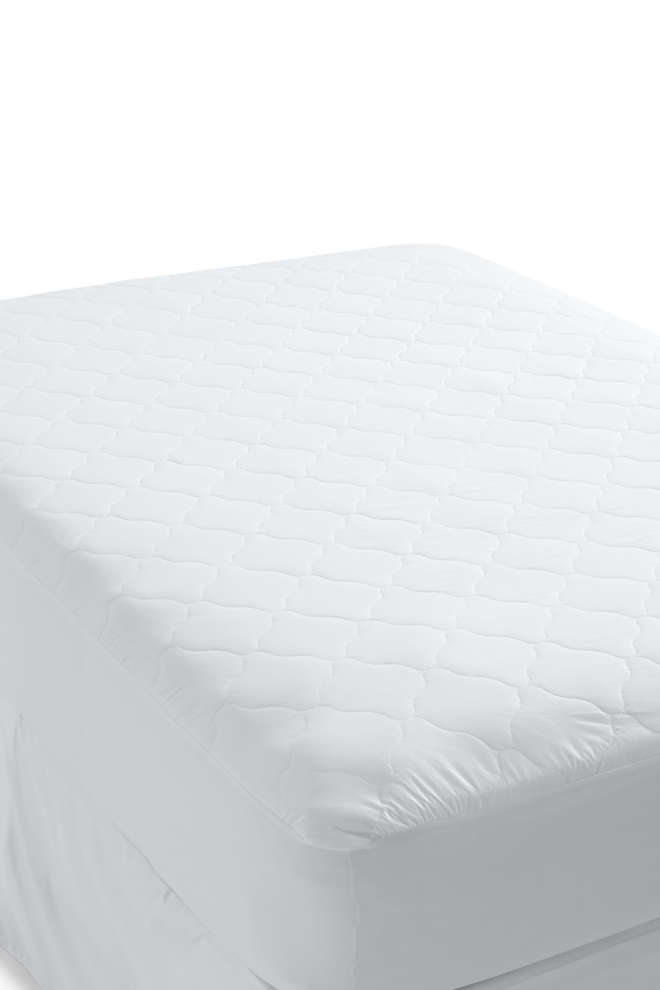 School Uniform Cotton Mattress Pad, Front