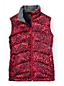 Women's Petite Patterned Down Gilet