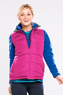 Women's Midweight Plain Down Gilet