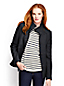 Women's Petite Boiled Wool Jacket