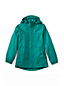 Little Girls' Plain Packable Navigator Rain Jacket