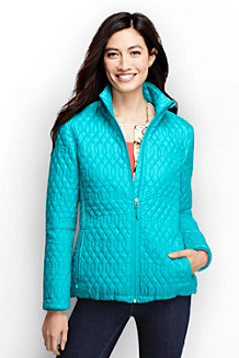 Women's Quilted Primaloft® Packable Jacket