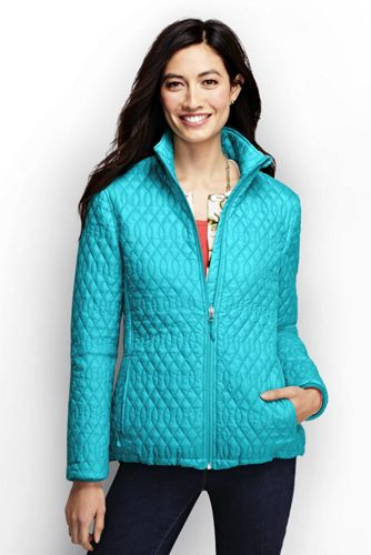 Women's Regular Quilted Primaloft® Packable Jacket
