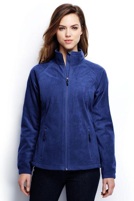 School Uniform Women's Marinac Fleece Jacket