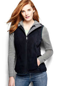 School Uniform Women's Marinac Fleece Vest
