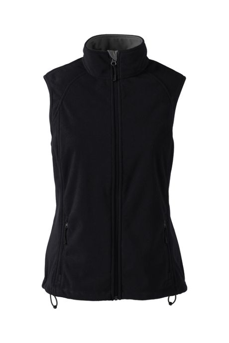School Uniform Women's Plus Size Marinac Fleece Vest