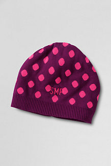 Women's Dot Hat
