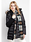 Women's Petite Cross-dye Mid-weight Down Parka