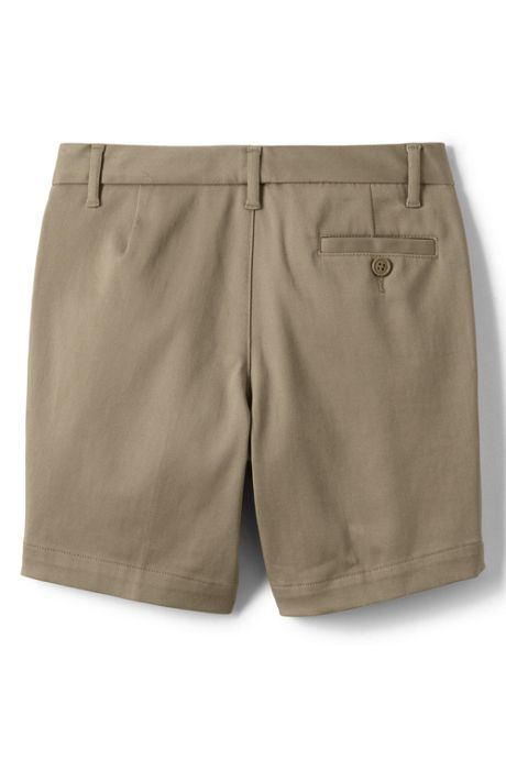 Girls Stain Resistant Chino Shorts