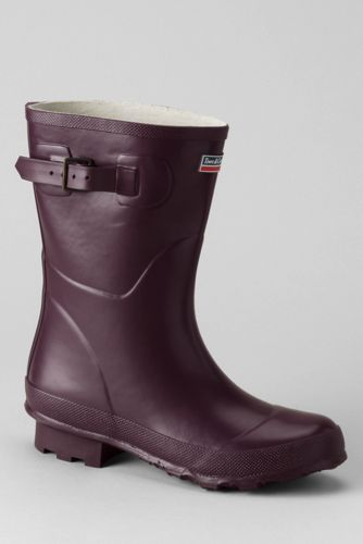 Women's Town and Country Short Wellington Boots