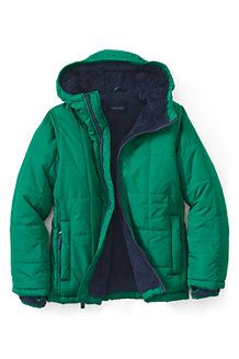 Boys' Insulated Puffer Jacket