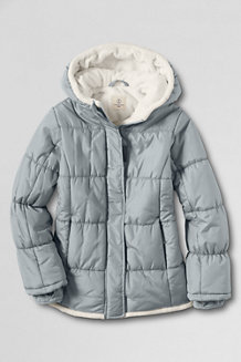 Girls' Insulated Jacket