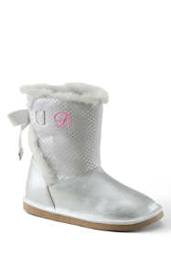 Girls Lilly Cozy Short Boots