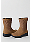 Women's Regular Quilted Side-zip Boots