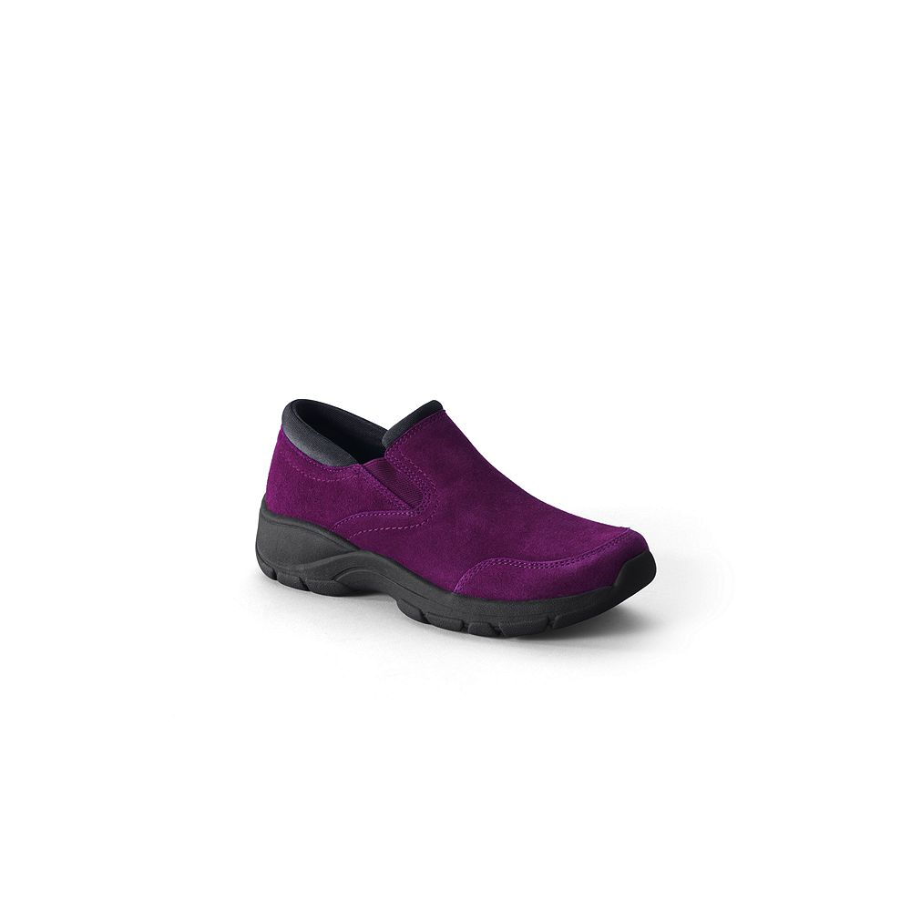 Lands' End Women's Wide All Weather Mocs at Sears.com