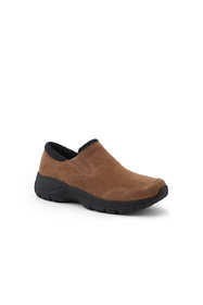 Women's Wide All Weather Moc Shoes